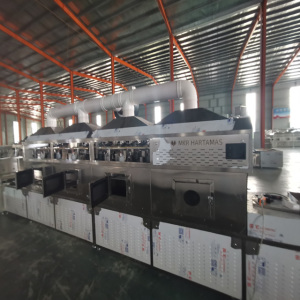high frequency wood drying machine microwave vacuum wood dryer