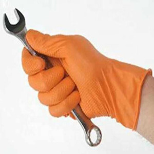 Durable Using 9g Nitrile Gloves