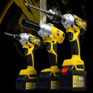 Cordless Impact Drill Driver