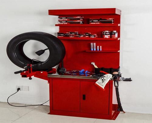 Electric tool car tyre repair equipment