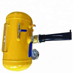 Portable Pneumatic Tyre Instant-Inflation Sealer Tank