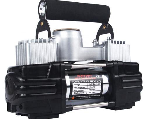 12V Electric car Tire Inflator Pump