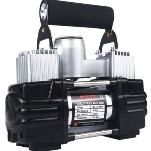 12V سيارة كهربائية الاطارات نافخة مضخة