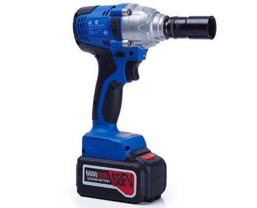 Professional cordless rechargeable impact wrench