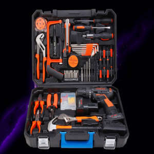 112pcs Household Hardware Household Hand Tool Set
