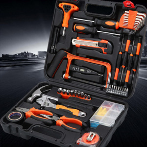 8-Piece Tool Set - General Household Hand Tool Kit