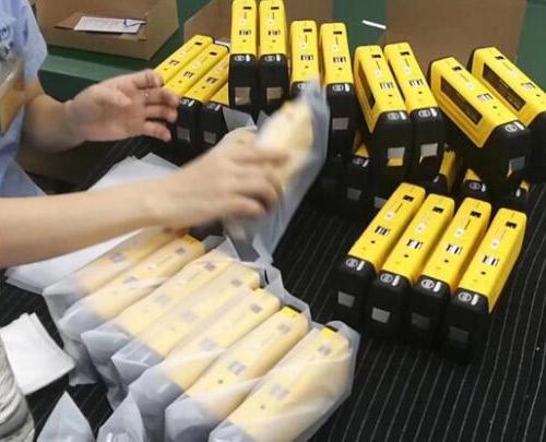 12 Volt Car Battery Jump Starter