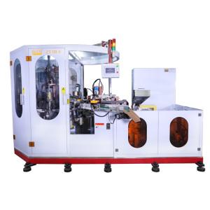 Automatic compression heading machine