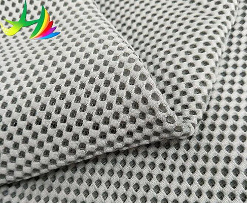 high density knitted mesh 3d air fabric for motorcycle seat cover