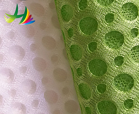 Multifunctional 3D Microfiber Thick Polyester Air Mesh Fabric