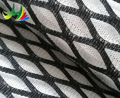 China Made nylon monofilament mesh fabric for sports shoes made in