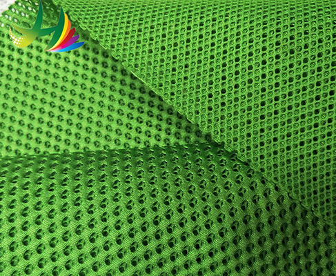 knitted polyester fabric 3d air mesh fabric air mesh fabric manufacturer