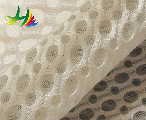 Cheap Big Hole Polyester Air Mesh Fabric For Shoes