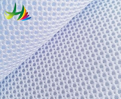 polyester fabric Football mesh fabric sport air mesh fabric