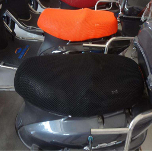 Battery car seat cover