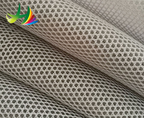 high quality 3d polyester small eyelet air mesh fabric for hometextile