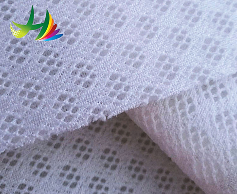 New fashionable stylish durable mesh fabric dry fit deco Wholesales