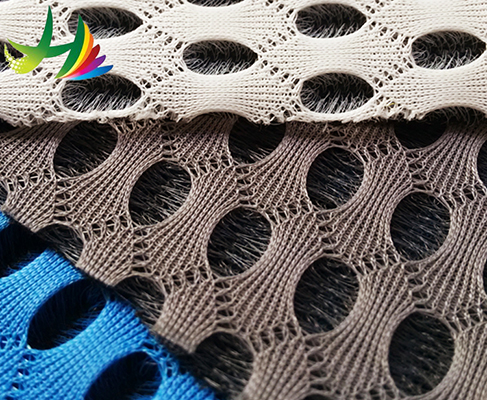 High Quality 100 percent Polyester Knitted 3d Air Mesh Fabric For Mattress