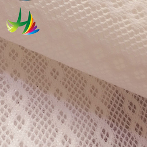 high quality 3d air mesh 100% polyester knitted mattress fabric manufacturers