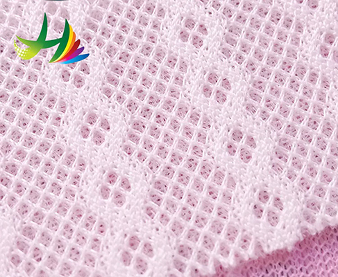 3D polyester sandwich air mesh fabric for the motorcycle cushions