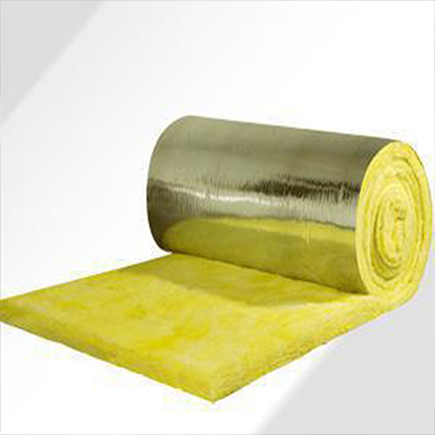 Excellent Glasswool Blanket with Aluminium Foil Insulation