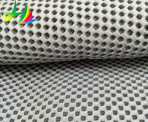 High Quality 3d Sandwich Polyester Air Mesh Fabric For Sports Shoes