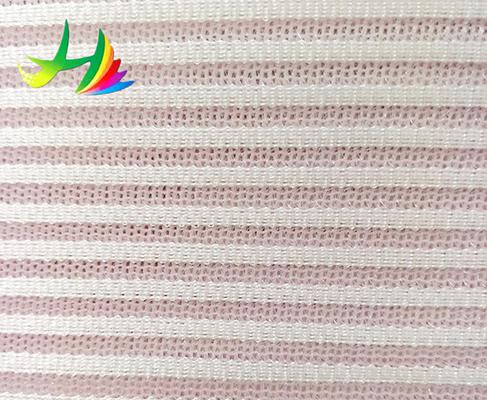 3D clothing polyester fiber mesh 3D rib mash fabric rib air mash fabric
