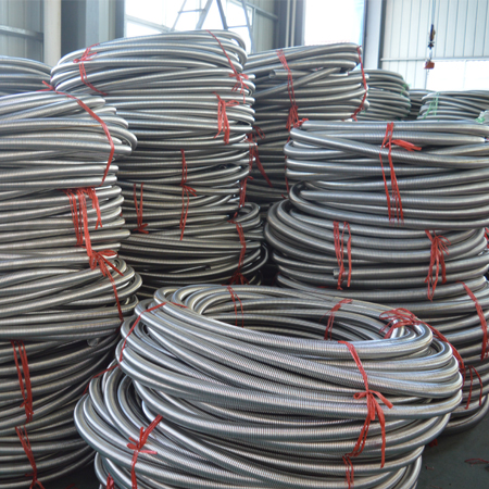 321 stainless steel corrugated hose
