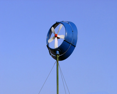 1Kw Wind-blown Ring Wind Turbine