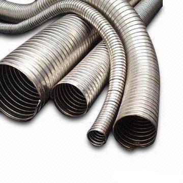 Stainless steel telescopic tube