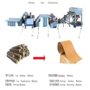 Rotary cutting line