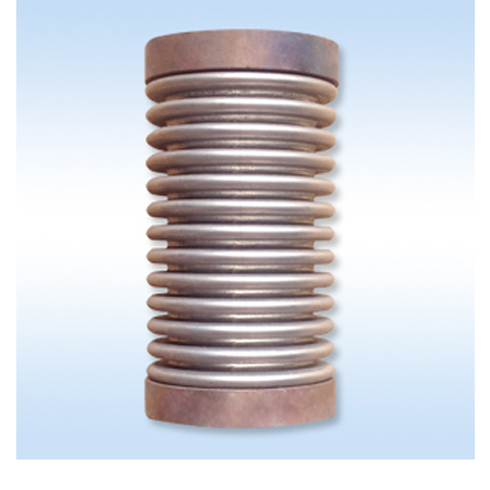 Stainless steel elastic element