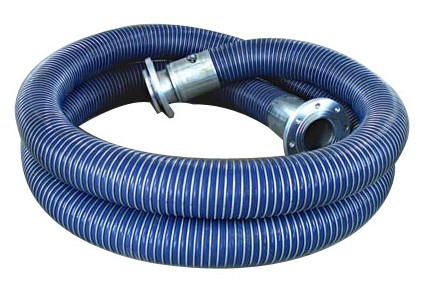 High pressure composite hose