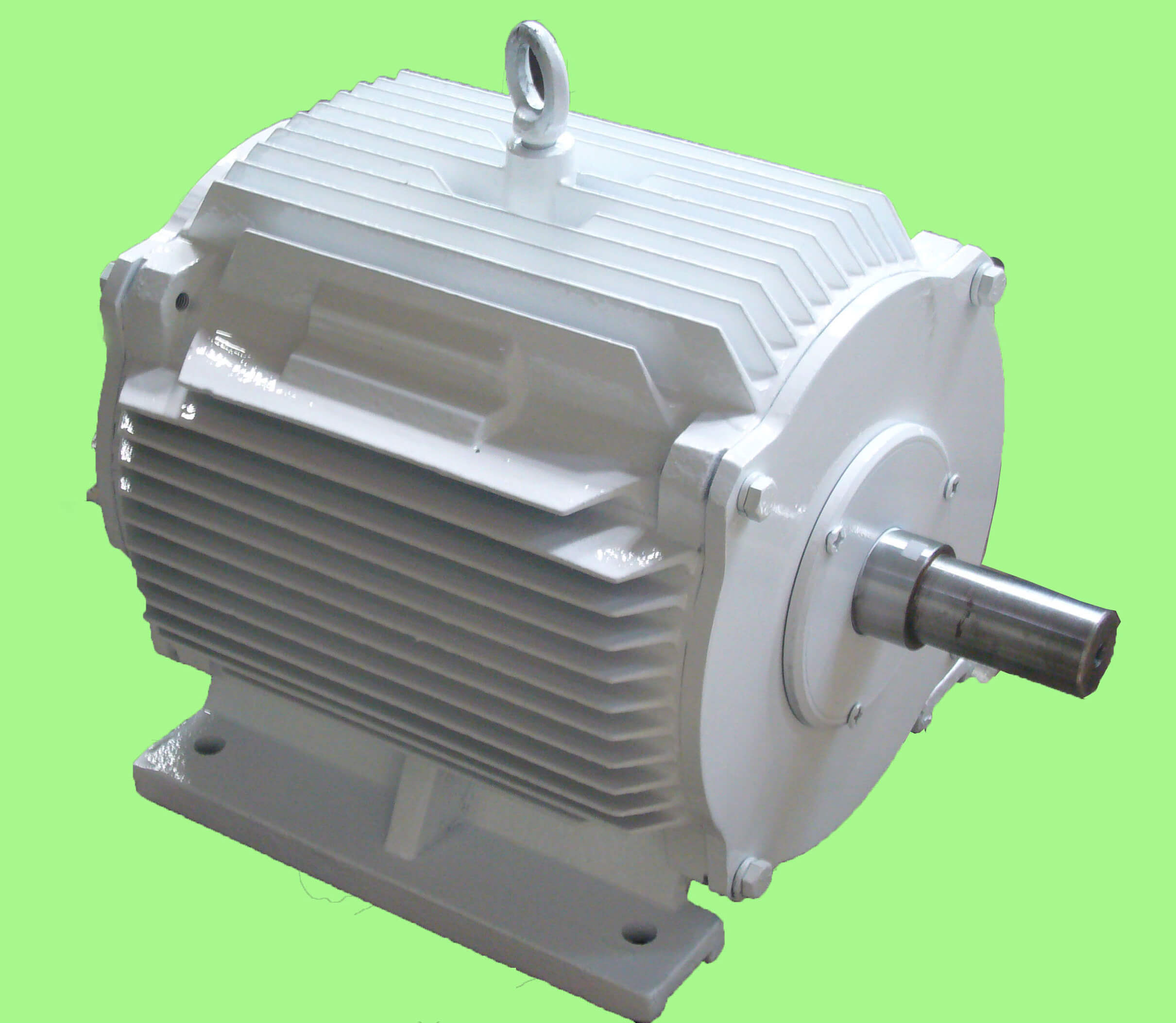 Small Permanent Magnet Alternator Small