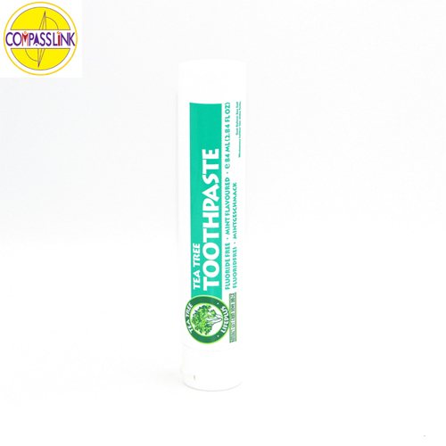 Cosmetic round tube