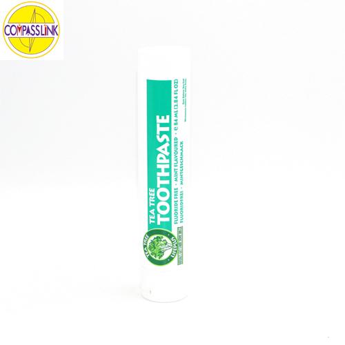 Tubo redondo cosmético