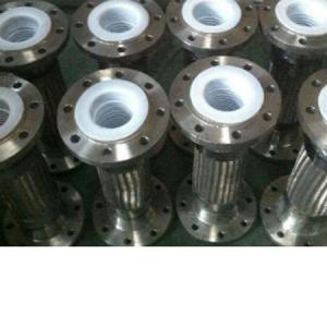 Steel lining PTFE compensator