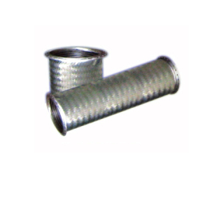Large diameter metal hose