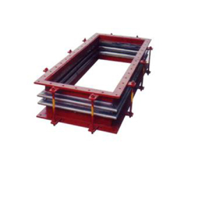 Rectangular bellows expansion joint
