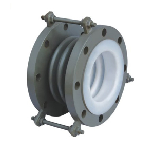 Lining PTFE expansion joint