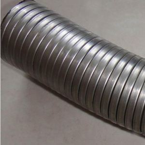 Stainless steel telescopic tube
