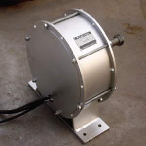 Low power alternator