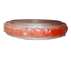 High temperature resistant non-metallic compensator