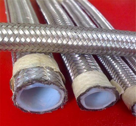 Metal PTFE composite hose