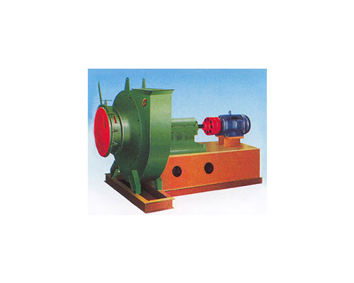 YX9-35 boiler centrifugal induced draft fan