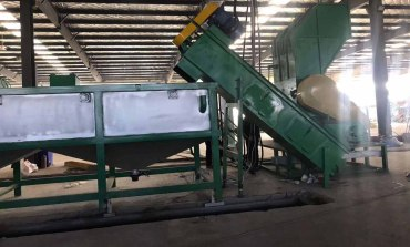high grade crushing and cleaning production line
