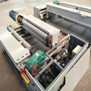 Chinese high grade rotary cutting machine