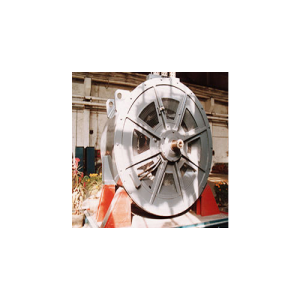 Traction synchronous generator 3000KW