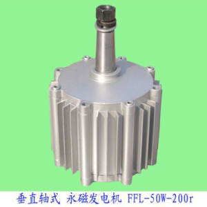 Alternateur à aimant permanent Ffl-50kw / 100rpm / AC400V (PMG / PMA / Hydro)