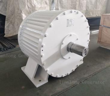 Gerador de Ímã Permanente Ff-75kw / 100rpm / AC400V (PMG / PMA / Hydro)